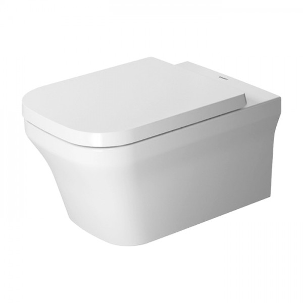 Duravit P3 Comforts Wand-WC Rimless 570x380mm weiss