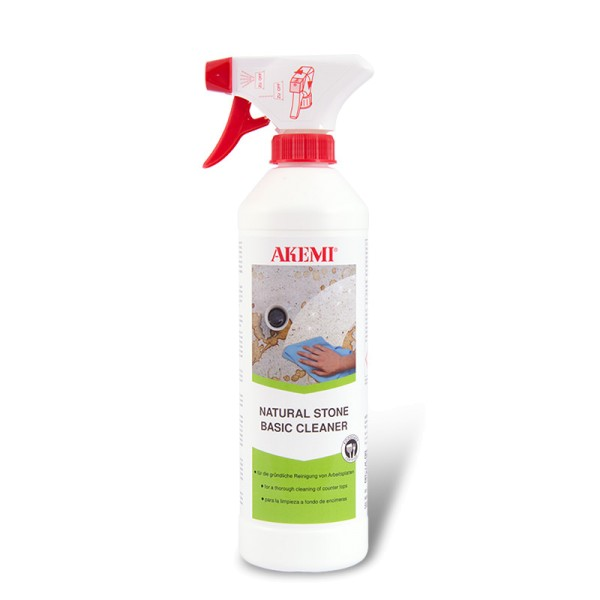 Akemi Natural Stone Basic Clean á 500ml
