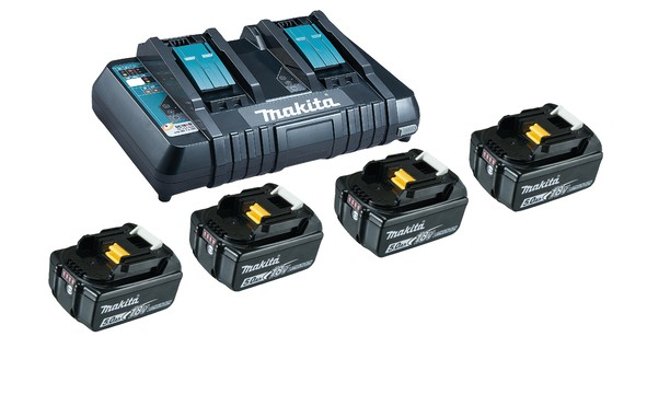 Makita 199483-0 Power Source Kit Li 18,0 V