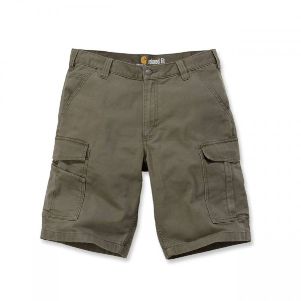 Carhartt Rigby Rugged Shorts (SALE) Tarmac W32