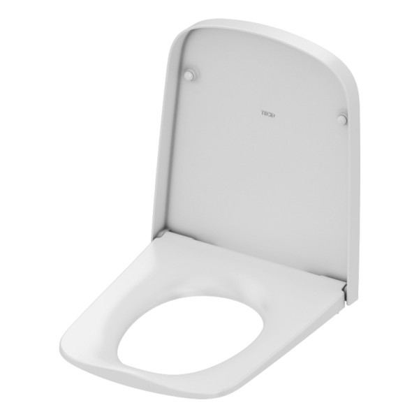 TECEone WC-Sitz SoftClose weiss