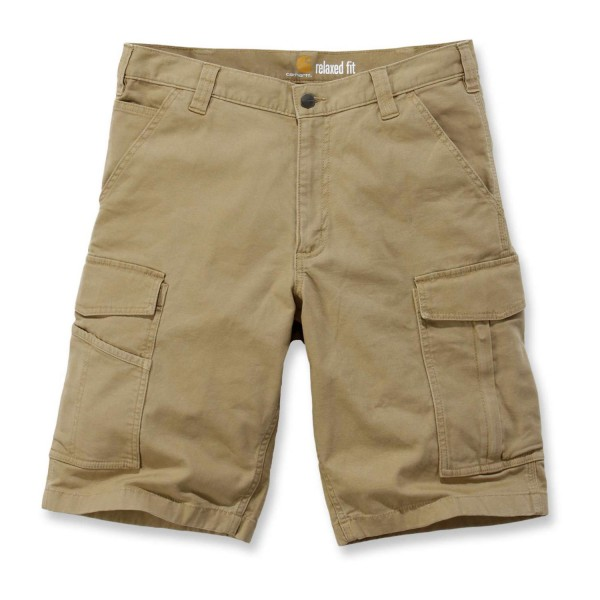 Carhartt Rigby Rugged Shorts (SALE) dark-khaki W32