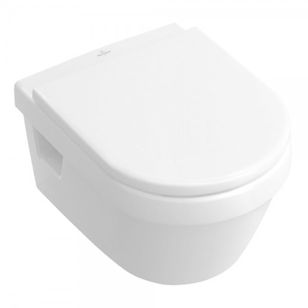 Villeroy & Boch ARCHITECTURA Combi-Pack WC-Set 5684HR01 weiss-alpin