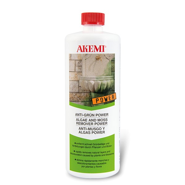 Akemi Anti-Grün Power Naturstein 1Liter