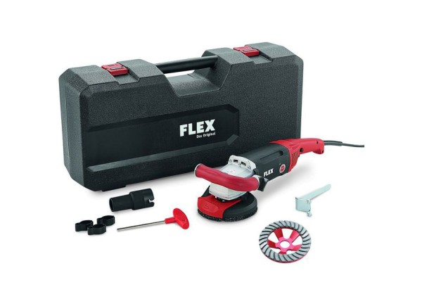 FLEX Kit Turbo-Jet Sanierungsschleifer LD 18-7 125 R, 1800 Watt