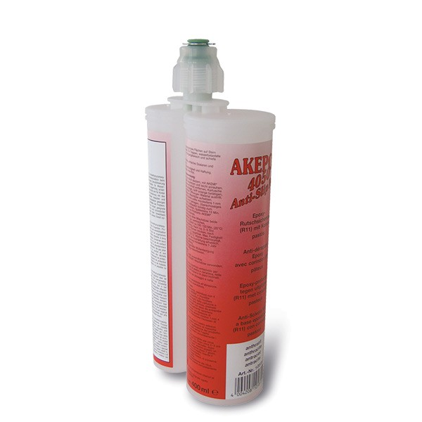 Akemi Akepox 4050 Anti-Slip Mix 400ml - Anthrazit