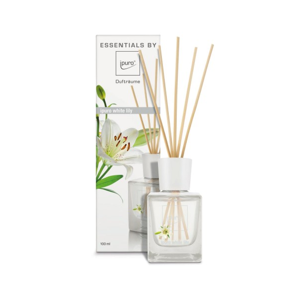 ipuro white lily Raumduft, Diffusor - 100ml