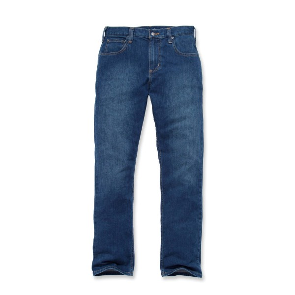 Carhartt Jeans Rugged Flex Relaxed Straigt (ABVERKAUF) - coldwater W30/L30
