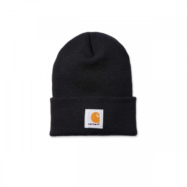 Carhartt A18 Watch Hat Mütze black