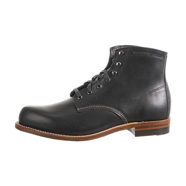 Wolverine 1000 Mile Men Boot - Schwarz 40